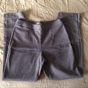 Dana Buchman Pattern Capri Dress Pants